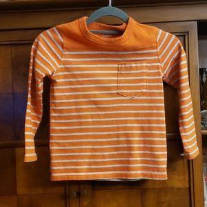 GAPKIDS Orange  Blaze Shirt Size XS
